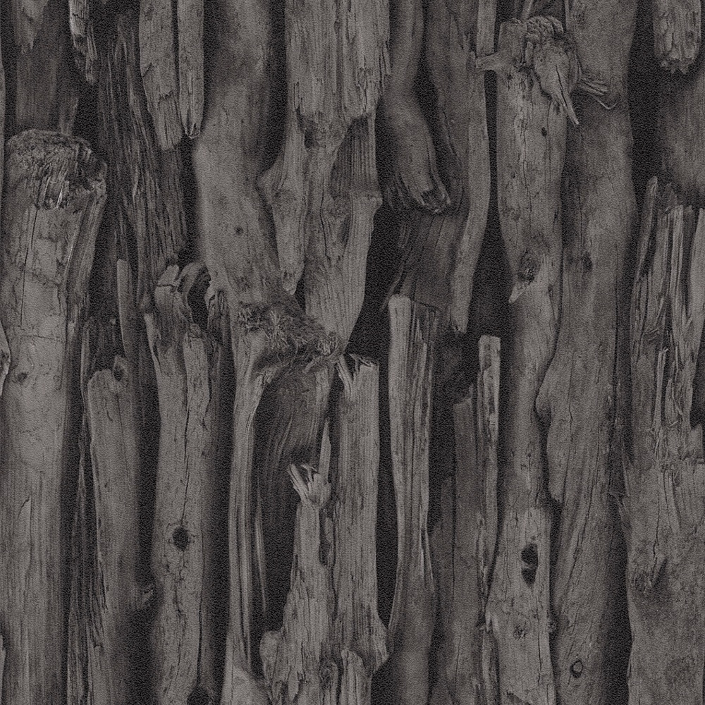 rasch tree bark pattern realistic faux effect photographic