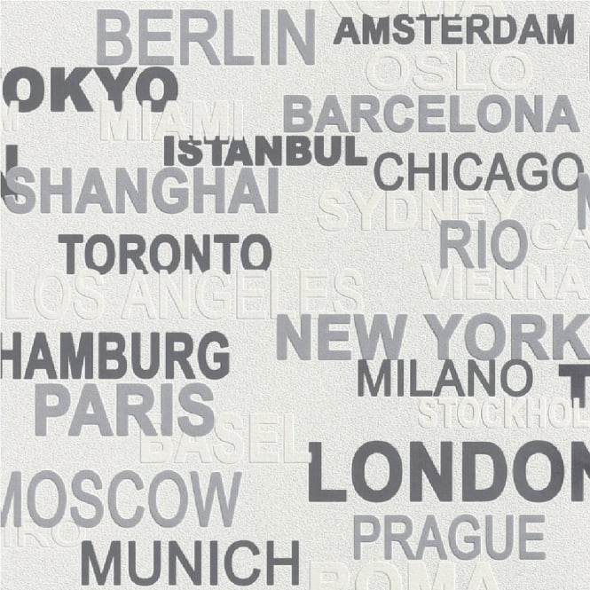 Rasch World Cities Wallpaper 766707