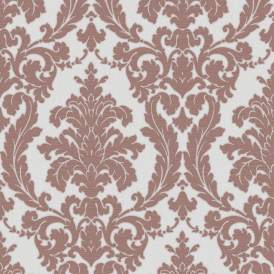 Sirpi by Muriva Italian Classic Beatrice Damask Pattern Vinyl Wallpaper